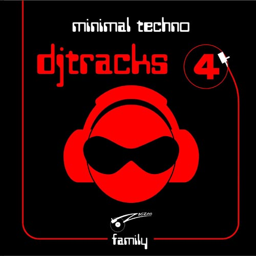 DJ TRACKS - VOL. 4 MINIMAL TECHNO