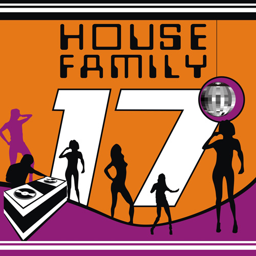 HOUSE FAMILY VOL. 17