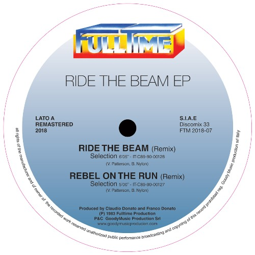 Ride The Beam (EP) Remastered 2018