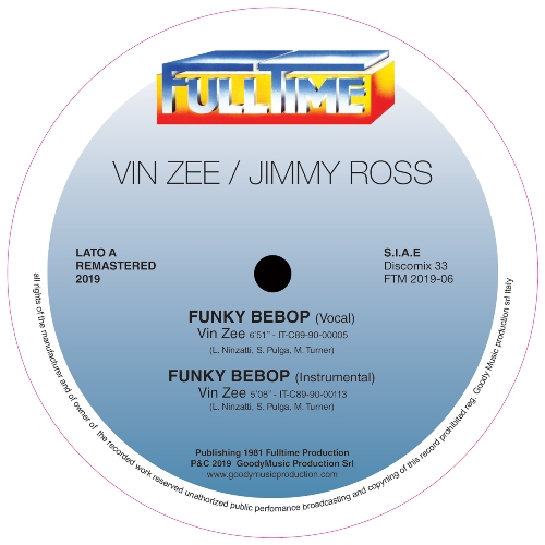 Vin Zee/Jimmy Ross (Remastered 2019)