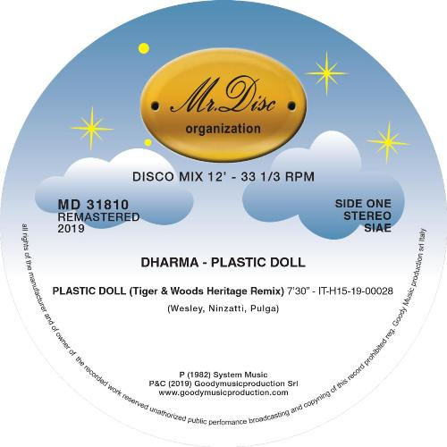 Plastic Doll (Remastered 2019)