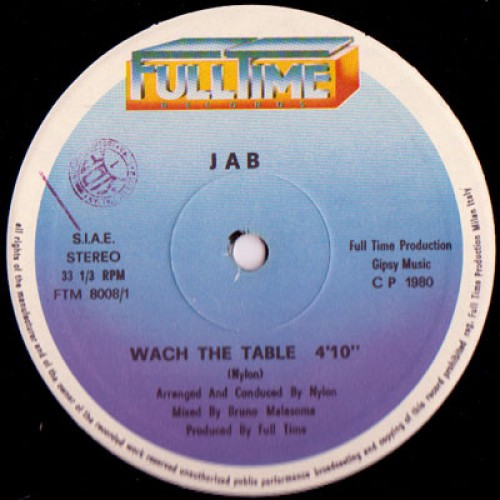 Watch the table (mix)