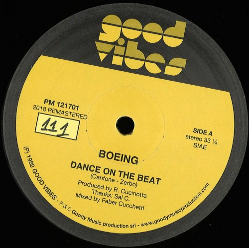 DANCE ON THE BEAT (Remastered 2018)