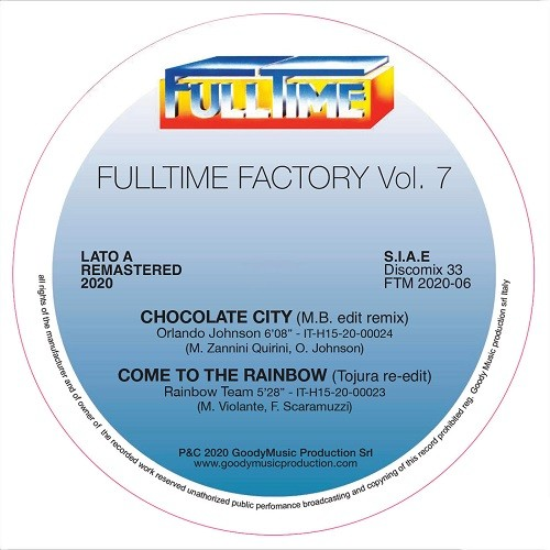 FULLTIME FACTORY Vol. 7  ( RELEASE NOVEMBER 27 - 2020 )