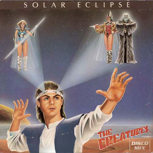 Solar eclipse - The Creatures